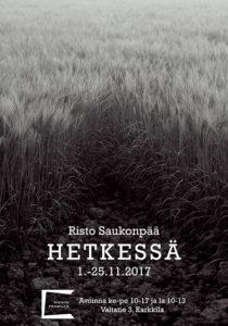 Risto Saukonpää - Hetkessä